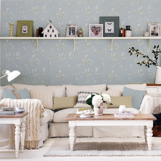 Cream Baby Blue In The Country Daily Inspiration